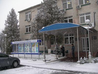 Бориспільська митниця.